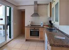 Küche Poolvilla Mallorca Meerblick 8 Personen PM 6581