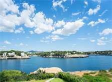 Blick auf das Meer Ferienhaus am Meer Mallorca Südosten PM 6581