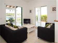 Wohnraum Ferienhaus am Meer Mallorca Südosten PM 6581