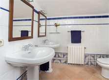 Badezimmer Finca Mallorca mit Pool im Südosten PM 6583