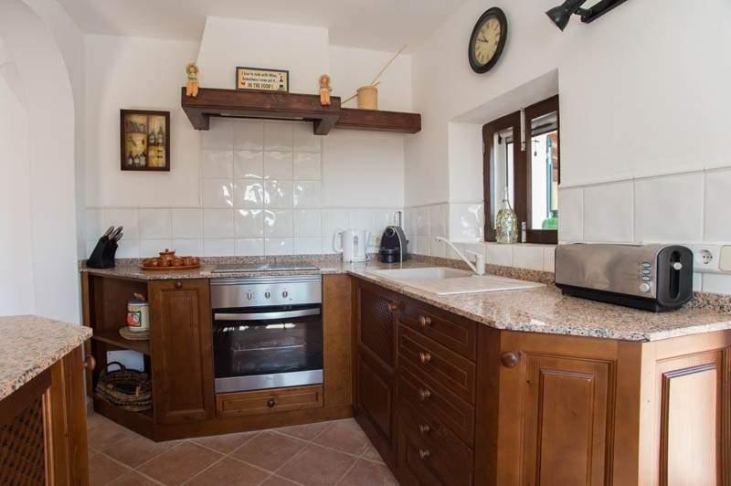 Küche  Ferienhaus Mallorca mit Pool im Südosten PM 6583