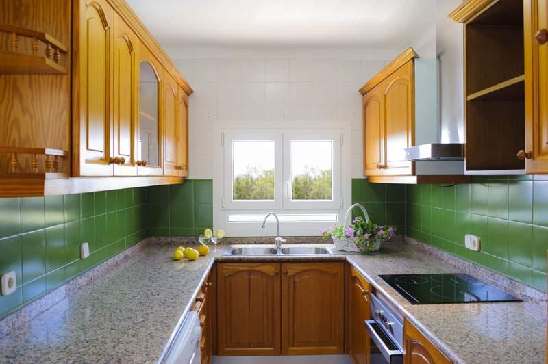 Küche Ferienvilla Mallorca für 12 Personen PM 6584