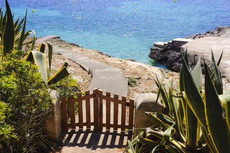 Meereszugang Ferienvilla Mallorca für 12 Personen PM 6584