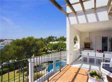 Terrasse Ferienvilla Mallorca für 12 Personen PM 6584
