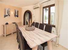 Essplatz Ferienhaus Mallorca Südosten für 12 Personen PM 6587