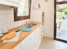 Küche Ferienhaus Mallorca Südosten für 12 Personen PM 6587