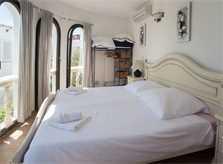 Schlafzimmer 4 Ferienhaus Mallorca Südosten für 12 Personen PM 6587