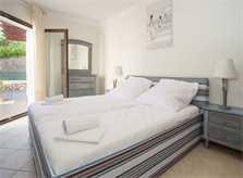 Schlafzimmer Ferienhaus Mallorca Südosten für 12 Personen PM 6587