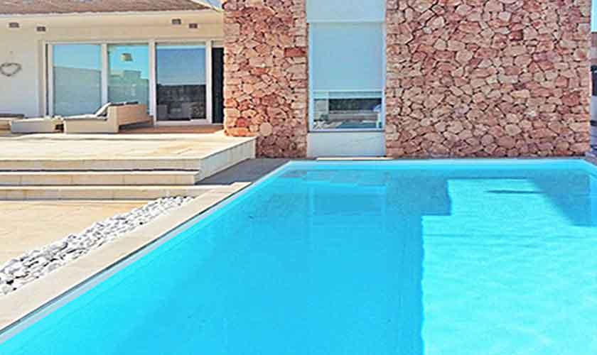 Pool und Ferienhaus Mallorca Süden PM 6960
