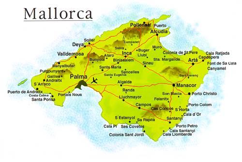 Finca / Ferienhaus Mallorca